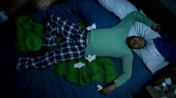Vicks NyQuil Cold & Flu TV Spot, 'Silent Night'