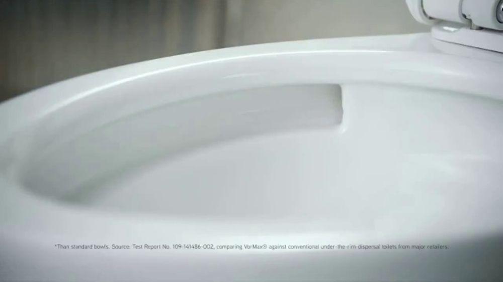 American Standard Vormax Plus Self Cleaning Toilet Tv