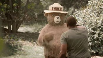 Smokey Bear Campaign TV Spot, 'Burning Debris' - Thumbnail 7