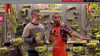 The Home Depot TV Spot, 'Together: Ryobi'