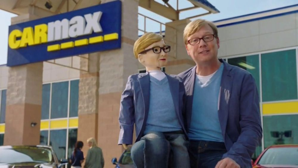 CarMax TV Commercial, 'Puppet' Featuring Andy Daly