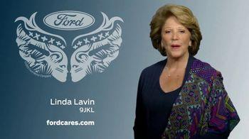 Ford Warriors in Pink TV Spot, 'No Boundaries' Featuring Linda Lavin - Thumbnail 3