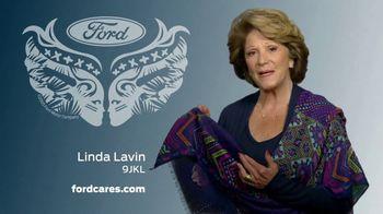Ford Warriors in Pink TV Spot, 'No Boundaries' Featuring Linda Lavin - Thumbnail 5