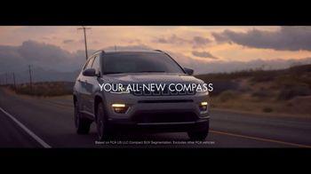 Jeep Compass TV Spot, 'Recalculating: VIP Suite' [T1]