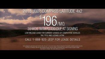Jeep Compass TV Spot, 'Recalculating: VIP Suite' [T1] - Thumbnail 9
