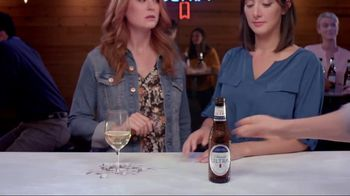 Michelob ULTRA TV Spot, 'ULTRA vs. White Wine? No Contest'