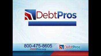 DebtPros TV Spot, 'You're Not Alone'