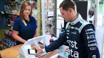 First Data TV Spot, 'Day in the Life' Featuring Kyle Larson - 9 commercial airings