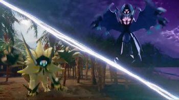 Pokémon Ultra Sun and Ultra Moon TV Spot, 'Strange Evil'