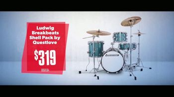 Guitar Center TV Spot, 'Treat Yourself: Drum Kits' - Thumbnail 5