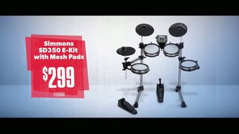 Guitar Center TV Spot, 'Treat Yourself: Drum Kits' - Thumbnail 6