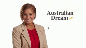 Australian Dream Arthritis Pain Relief Cream TV Spot, 'A Perfect 10' - Thumbnail 1