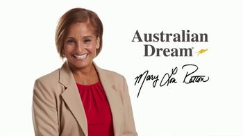 Australian Dream Arthritis Pain Relief Cream TV Spot, 'A Perfect 10'