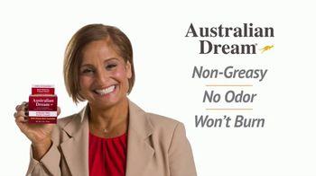 Australian Dream Arthritis Pain Relief Cream TV Spot, 'A Perfect 10' - Thumbnail 5