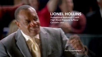 Coricidin HBP Cold & Flu TV Spot, 'You're In' Featuring Lionel Hollins
