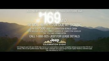 Jeep Celebration Event TV Spot, 'Traffic Jam' [T1] - Thumbnail 9