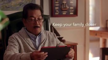 GrandPad TV Spot, 'Keep Your Family Closer'