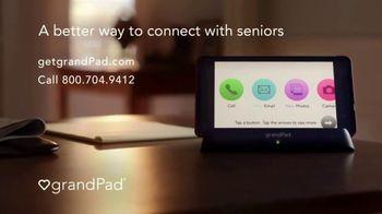 GrandPad TV Spot, 'Keep Your Family Closer' - Thumbnail 6