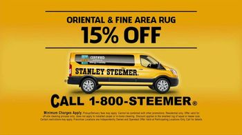 Stanley Steemer TV Spot, 'Oriental and Fine Area Rugs' - Thumbnail 7