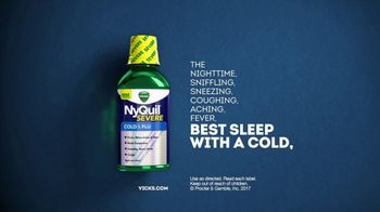 Vicks NyQuil Severe TV Spot, 'Moms Don't Take Sick Days' - Thumbnail 7