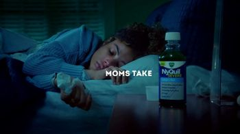 Vicks NyQuil Severe TV Spot, 'Moms Don't Take Sick Days' - Thumbnail 6