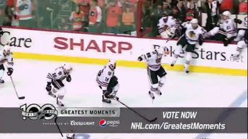 NHL 100 Greatest Moments TV Spot, 'You Can Choose' - Thumbnail 3