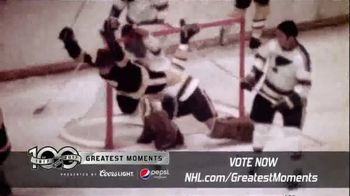 NHL 100 Greatest Moments TV Spot, 'You Can Choose' - Thumbnail 6