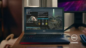 Dell TV Spot, 'Don't Just Play, Game' - Thumbnail 2