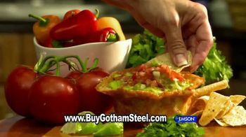 Gotham Steel Pan TV Spot, 'Titanium Ceramic Surface' Featuring Daniel Green - Thumbnail 7