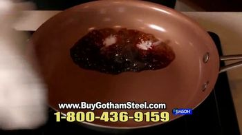 Gotham Steel Pan TV Spot, 'Titanium Ceramic Surface' Featuring Daniel Green - Thumbnail 8