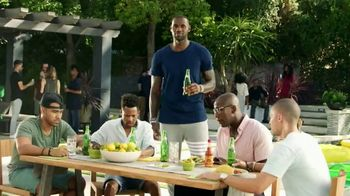Sprite TV Spot, 'LeBron James Eats Tacos With His Friends'
