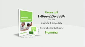 Humana Medicare Advantage Plan TV Spot, 'Testimonials' - Thumbnail 10