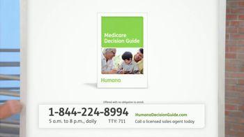 Humana Medicare Advantage Plan TV Spot, 'Testimonials' - Thumbnail 3
