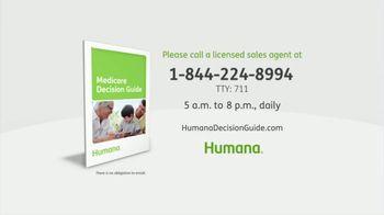 Humana Medicare Advantage Plan TV Spot, 'Testimonials' - Thumbnail 8