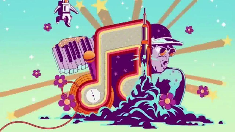 music anamation