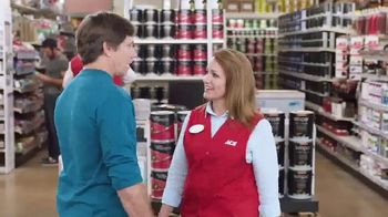 ACE Hardware TV Spot, 'Valspar: The Extra Mile Promise' - 363 commercial airings