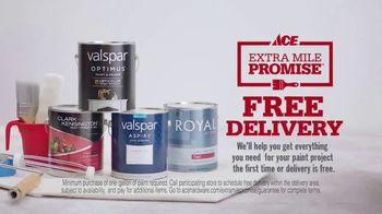 ACE Hardware TV Spot, 'Valspar: The Extra Mile Promise' - Thumbnail 6