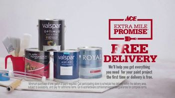 ACE Hardware TV Spot, 'Valspar: The Extra Mile Promise' - Thumbnail 7