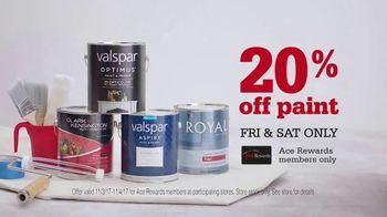 ACE Hardware TV Spot, 'Valspar: The Extra Mile Promise' - Thumbnail 8