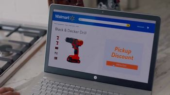 Walmart Pickup Discount TV Spot, 'Turn Up the Jolly' Song by Redbone - Thumbnail 3