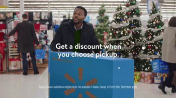 Walmart Pickup Discount TV Spot, 'Turn Up the Jolly' Song by Redbone - Thumbnail 9