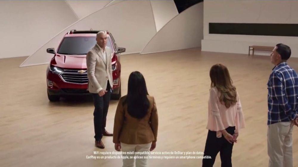 2018 Chevrolet Equinox TV Commercial, 'Haz la cuenta' [Spanish] [T1
