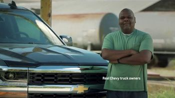 Chevrolet Trucks TV Spot, 'Yup'