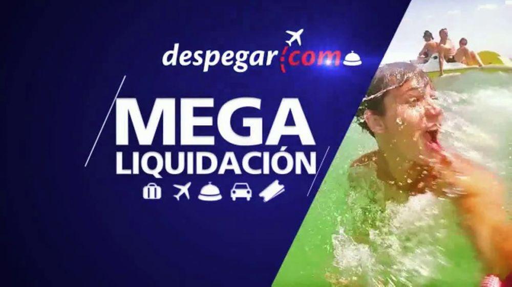 Despegar.com Mega Liquidaci??n TV Commercial, 'Precios s??per bajos'