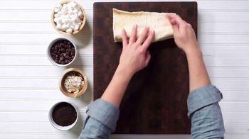 Pillsbury Crescents TV Spot, 'Food Network: Rocky Road Crescent Ring'