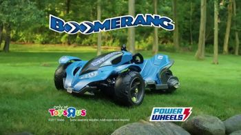 Power Wheels Boomerang TV Spot, 'The Ultimate Thrill Ride' - Thumbnail 10