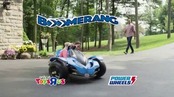 Power Wheels Boomerang TV Spot, 'The Ultimate Thrill Ride' - Thumbnail 2