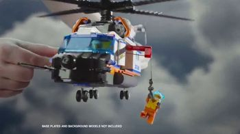 LEGO City Coast Guard TV Spot, 'Save the Sailor'