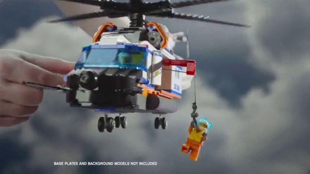 LEGO City Coast Guard TV Commercial, 'Save the Sailor' - Video
