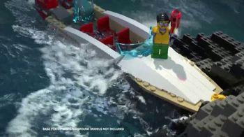 LEGO City Coast Guard TV Spot, 'Save the Sailor' - Thumbnail 2